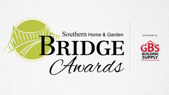 CarsonSpeer Builders Recognized - Bridge Award Winner