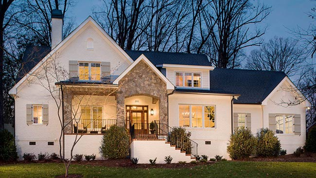 Brookside Home, Custom Home Builder, CarsonSeer Builders