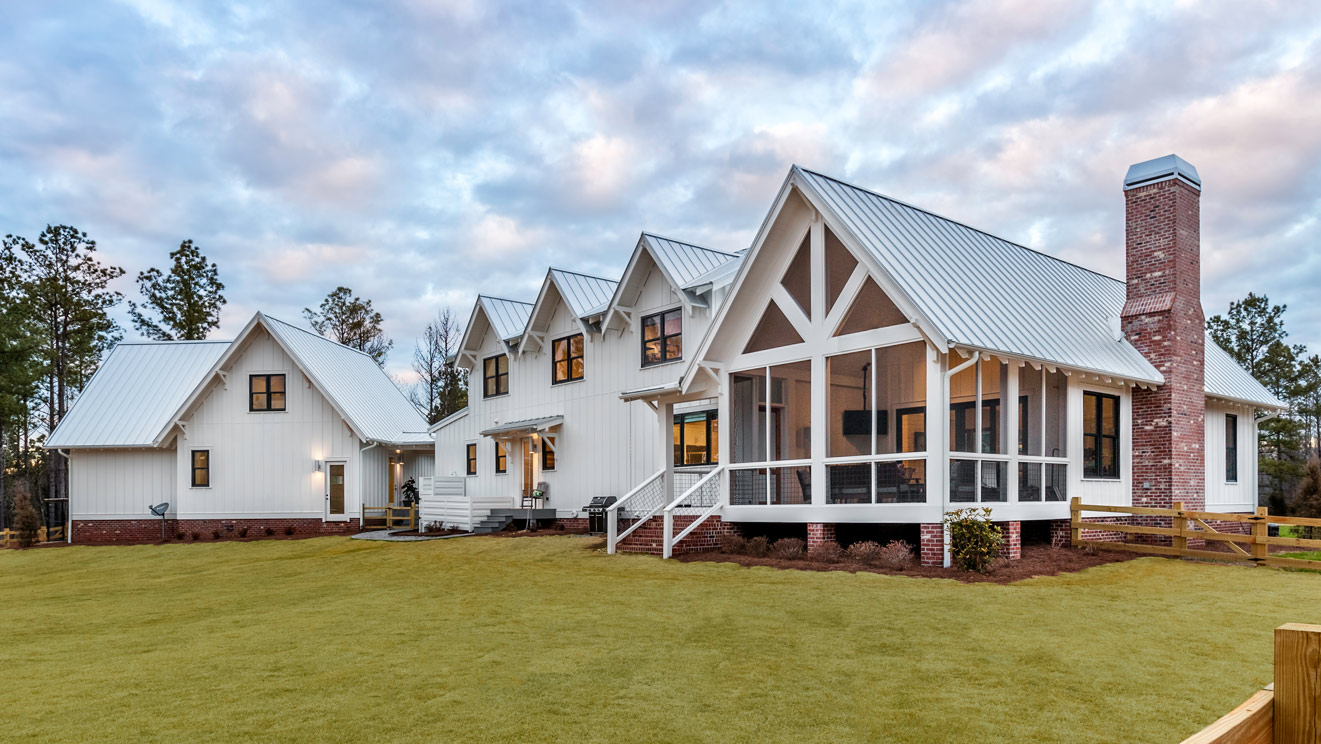 Custom Home Builder Carsonspeer Builders Modern Farmhouse